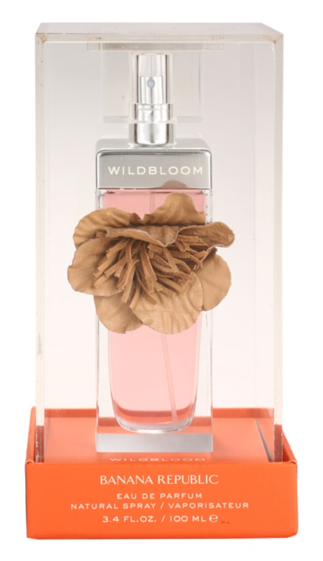 Banana Republic Wildbloom Eau de Parfum for Women 100 ml