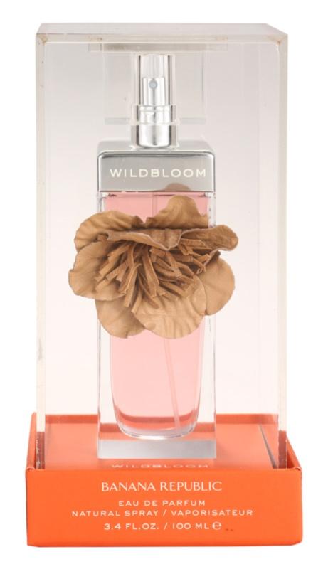 Banana Republic Wildbloom eau de parfum pour femme 100 ml