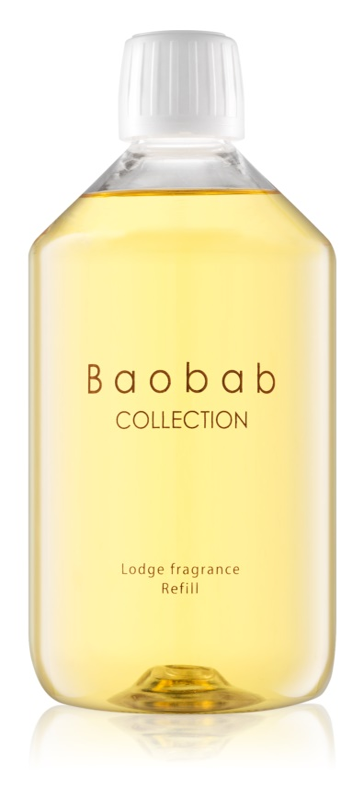 Baobab Les Exclusives Aurum nadomestno polnilo za aroma difuzor 500 ml