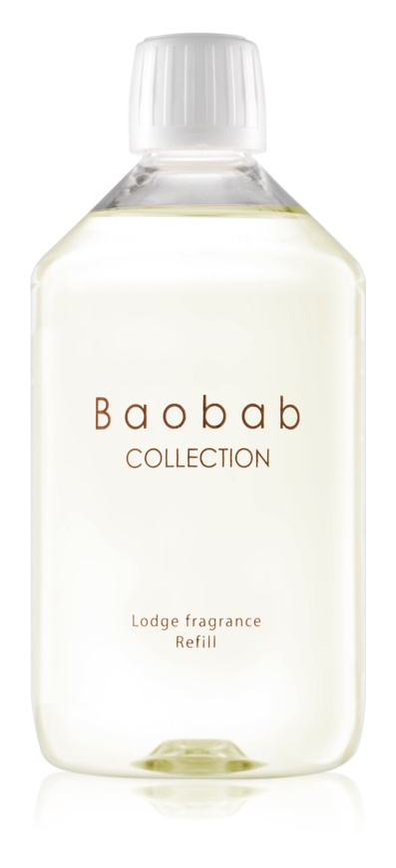 Baobab Masaai Spirit náplň do aróma difuzérov 500 ml