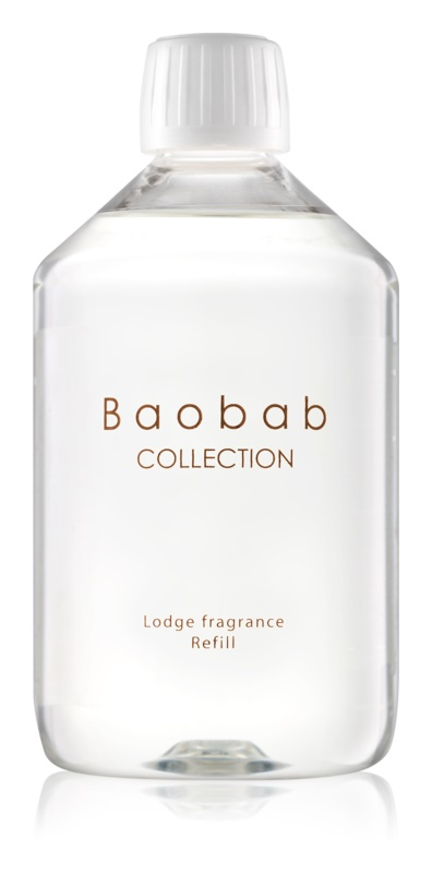 Baobab Black Pearls nadomestno polnilo za aroma difuzor 500 ml