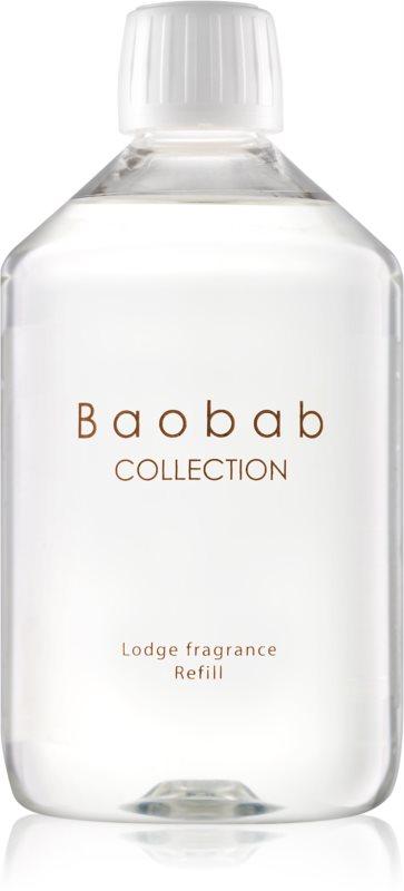 Baobab Les Exclusives Platinum recharge pour diffuseur d'huiles essentielles 500 ml