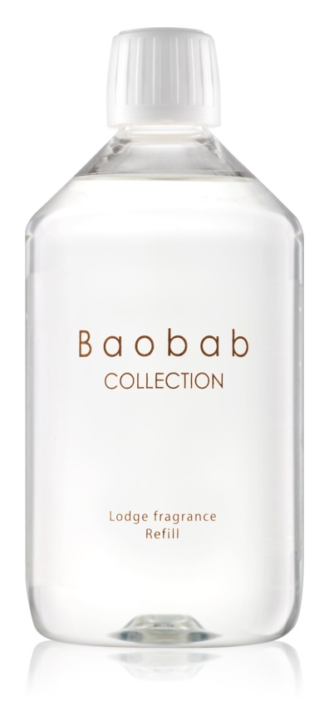 Baobab White Pearls recharge pour diffuseur d'huiles essentielles 500 ml