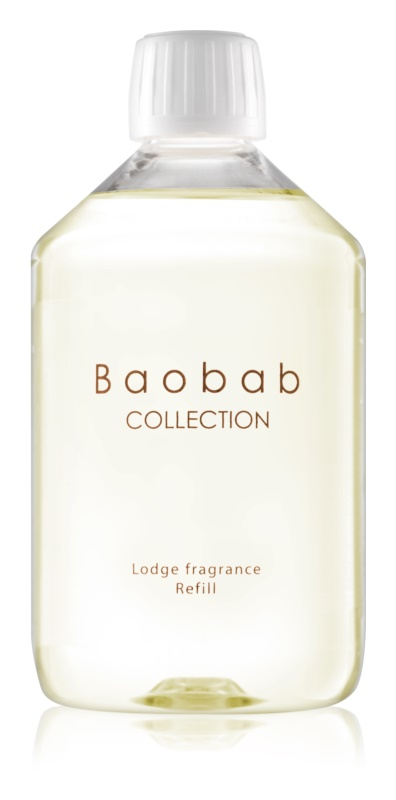 Baobab White Rhino recharge pour diffuseur d'huiles essentielles 500 ml