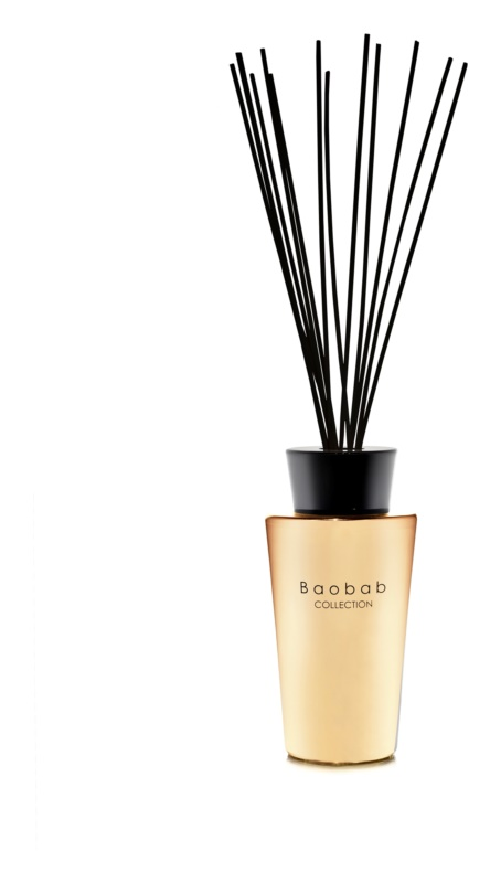 Baobab Les Exclusives Aurum Aroma Diffuser With Refill 500 ml