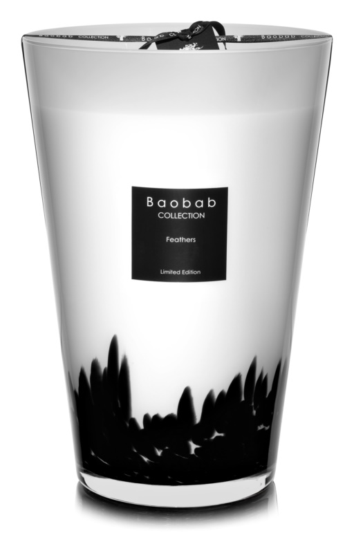 Baobab Feathers Scented Candle 35 cm