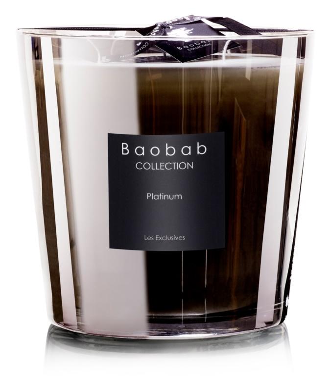Baobab Les Exclusives Platinum lumanari parfumate  6,5 cm