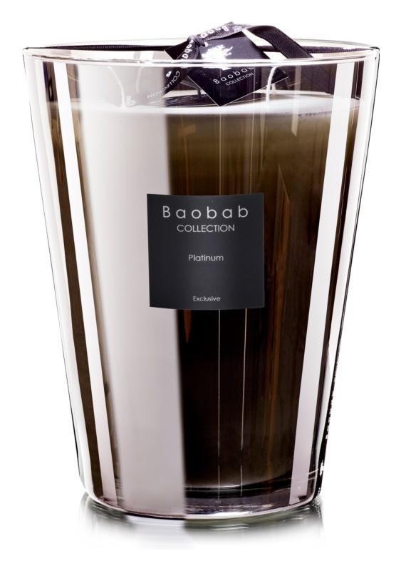 Baobab Les Exclusives Platinum lumanari parfumate  24 cm