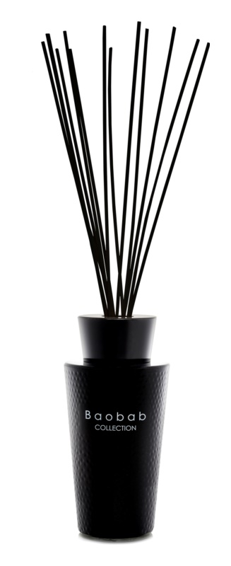 Baobab Black Pearls Aroma Diffuser With Refill 500 ml