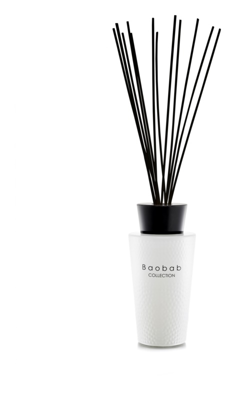 Baobab White Pearls Aroma Diffuser With Refill 500 ml