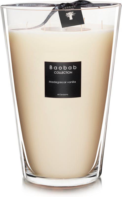 Baobab Madagascar Vanilla świeczka zapachowa  35 cm