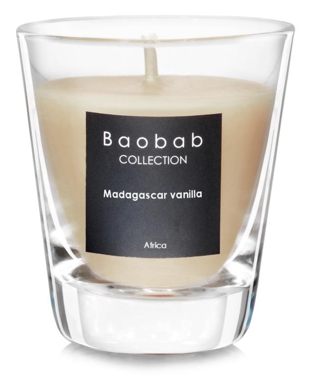 Baobab Madagascar Vanilla Geurkaars   (votief)