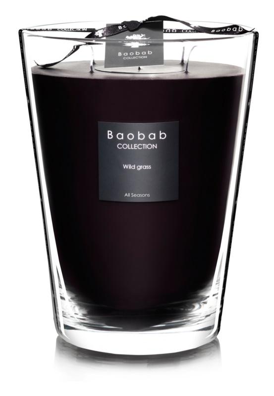 Baobab Wild Grass bougie parfumée 24 cm