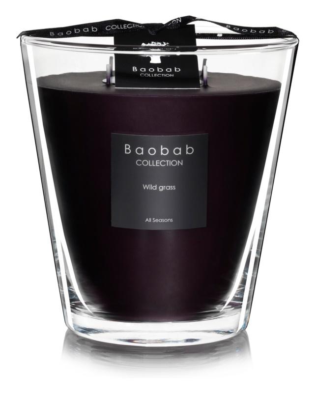 Baobab Wild Grass ароматизована свічка  16 см
