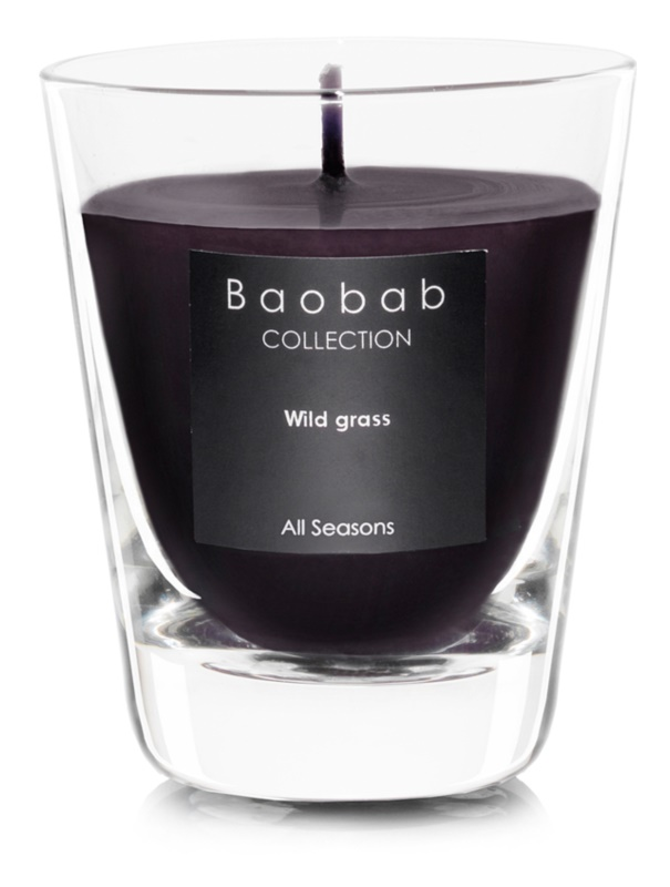 Baobab Wild Grass Scented Candle   (votive)