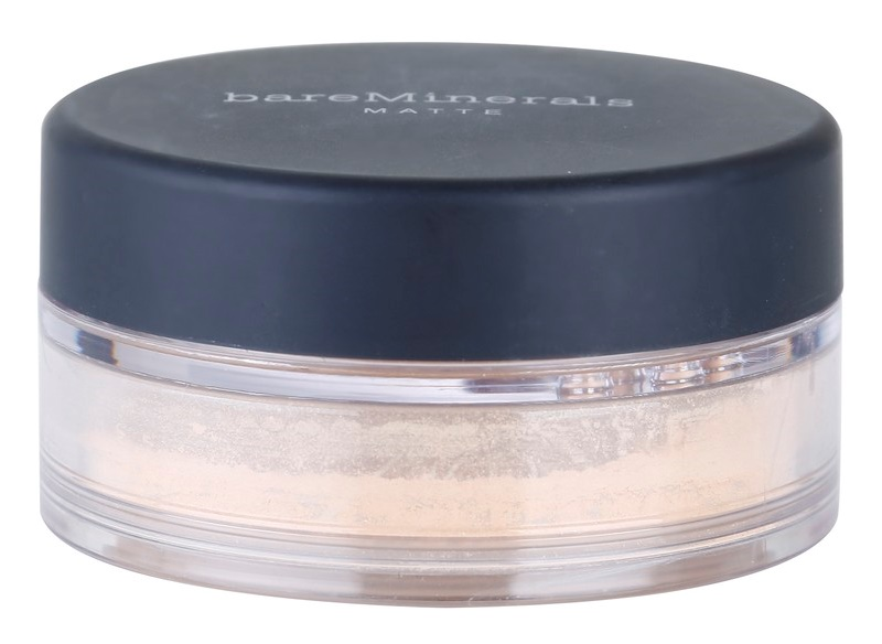BareMinerals Matte mattierendes Pudermake-up LSF 15