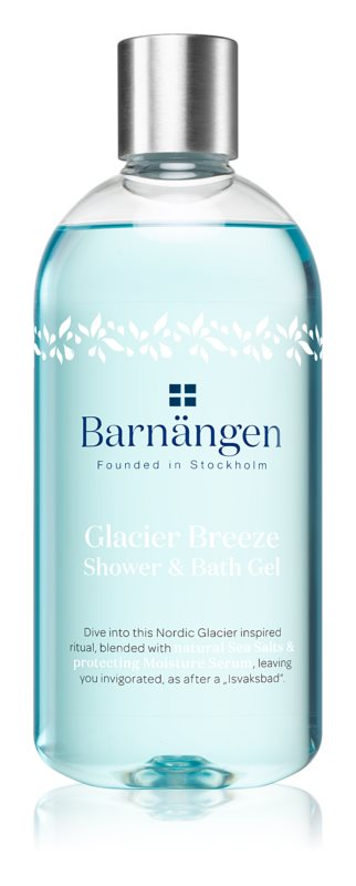 Barnängen Glacier Breeze τζελ για ντους και μπάνιο
