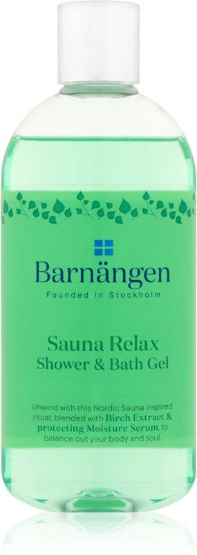 Barnängen Sauna Relax Dusch- und Badgel