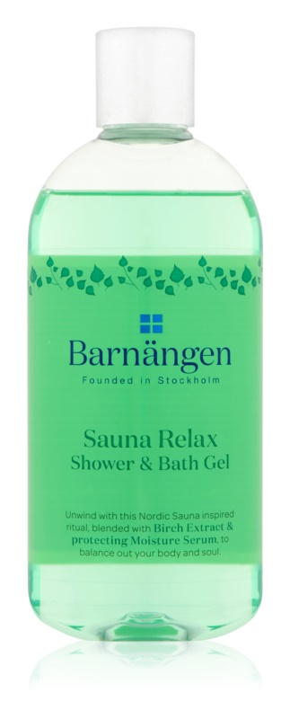 Barnängen Sauna Relax gel de dus si baie