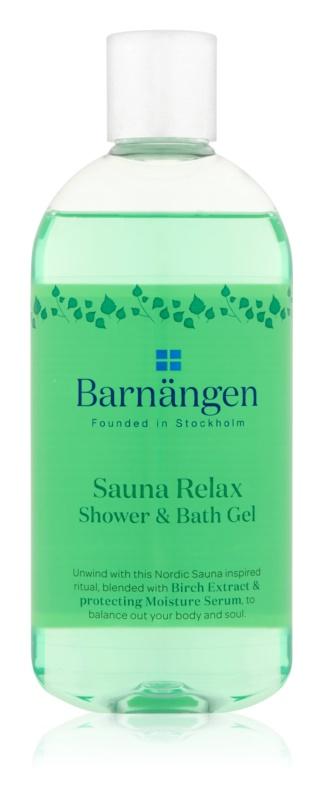 Barnängen Sauna Relax sprchový a kúpeľový gél
