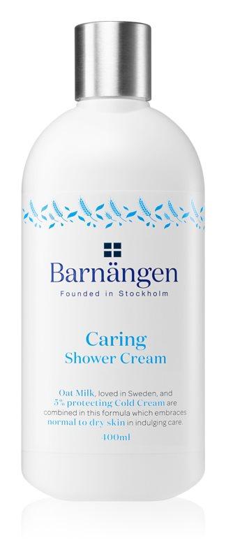 Barnängen Caring gel-crema de dus pentru piele normala si uscata