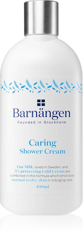 Barnängen Caring krema za prhanje za normalno in suho kožo