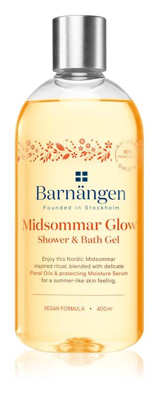 Barnängen Midsommar Glow tusoló- és fürdőgél