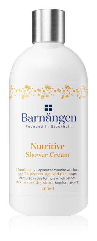 Barnängen Nutritive gel-crema de dus pentru pielea uscata sau foarte uscata