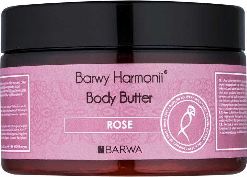 Barwa Harmony Rose tělové máslo
