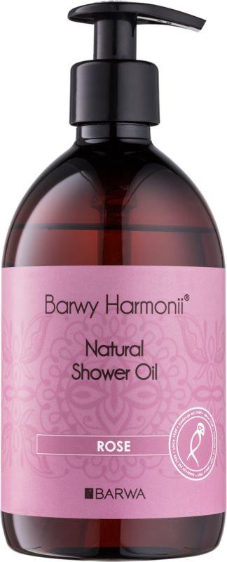 Barwa Harmony Rose ulje za tuširanje bez parabena