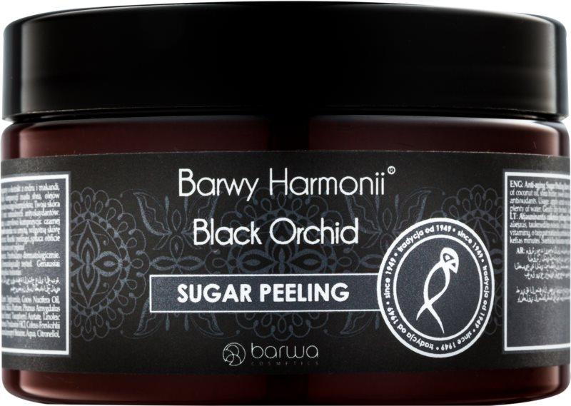 Barwa Harmony Black Orchid cukros peeling fiatalító hatással