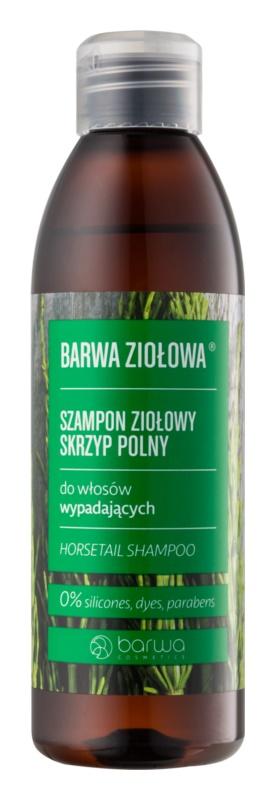 Barwa Herbal Horsetail šampon proti izpadanju las