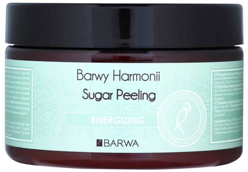 Barwa Harmony Energizing šećerni peeling s regeneracijskim učinkom