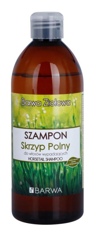 Barwa Herbal Horsetail șampon impotriva caderii parului