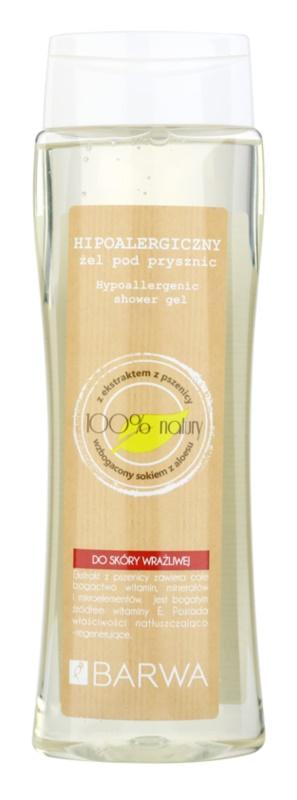Barwa Natural Hypoallergenic gel de douche pour peaux sensibles