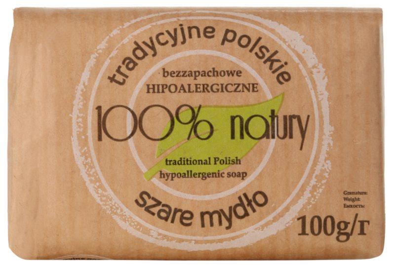 Barwa Natural Hypoallergenic sabonete sólido para pele sensível