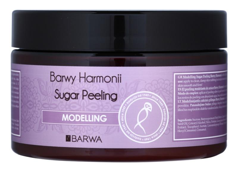 Barwa Harmony Modelling gommage au sucre anti-cellulite