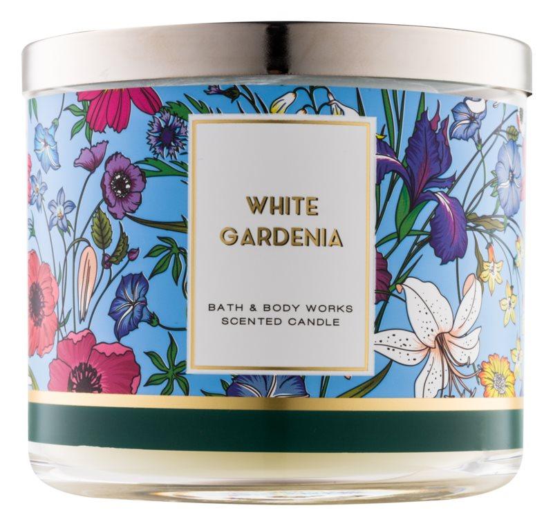 Bath & Body Works White Gardenia bougie parfumée 411 g