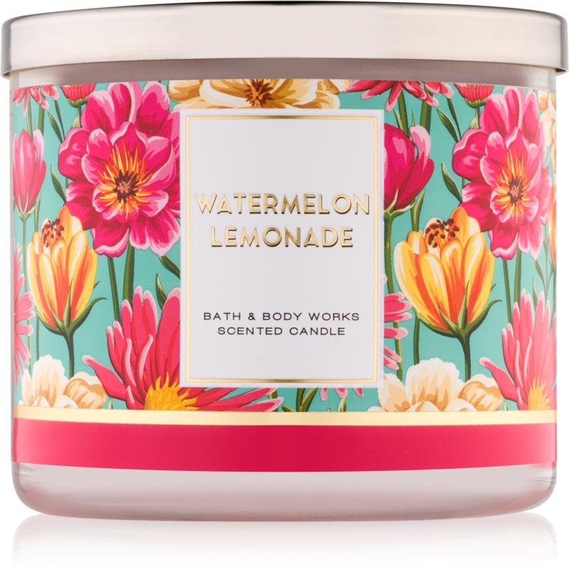 Bath & Body Works Watermelon Lemonade bougie parfumée 411 g