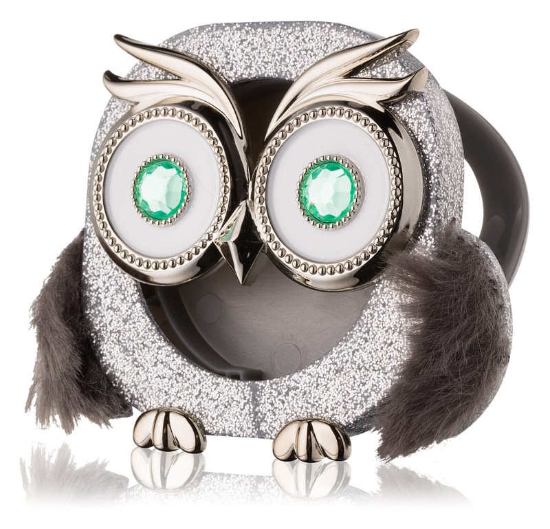 Bath & Body Works Sparkly Owl Houder voor auto luchtverfrisser   ophangbaar