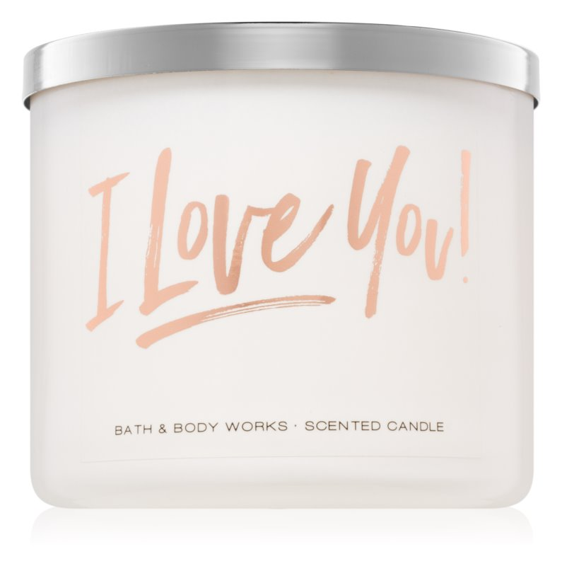 Bath & Body Works Bourbon Sea Salt Caramel Geurkaars 411 gr