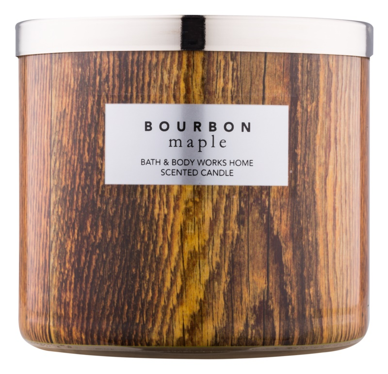 Bath & Body Works Bourbon Maple lumanari parfumate  411 g
