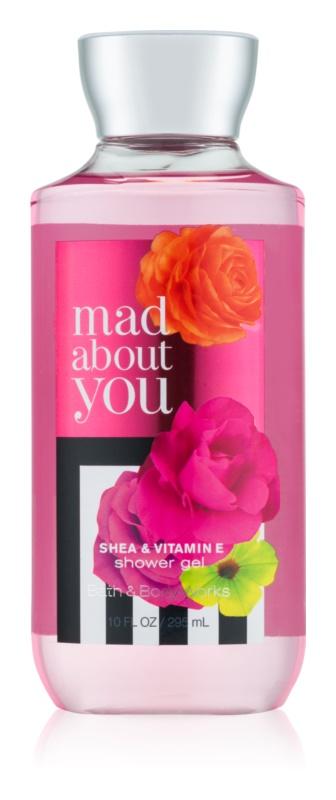 Bath & Body Works Mad About You Duschgel für Damen 295 ml