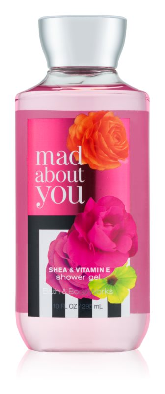 Bath & Body Works Mad About You sprchový gel pro ženy 295 ml