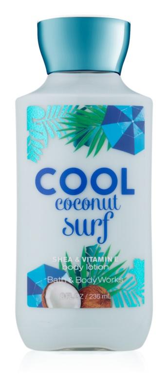 Bath & Body Works Cool Coconut Surf tělové mléko pro ženy 236 ml