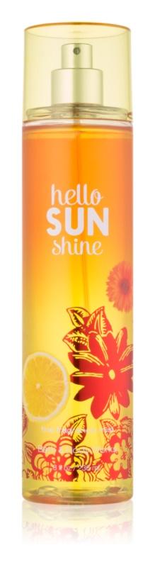 Bath & Body Works Hello Sunshine spray pentru corp pentru femei 236 ml