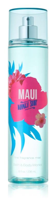Bath & Body Works Maui Mango Surf telový sprej pre ženy 236 ml