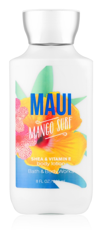 Bath & Body Works Maui Mango Surf Bodylotion  voor Vrouwen  236 ml