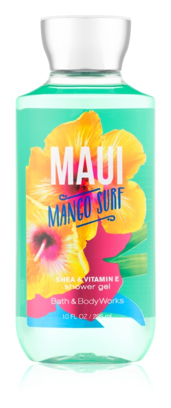 Bath & Body Works Maui Mango Surf Douchegel voor Vrouwen  295 ml