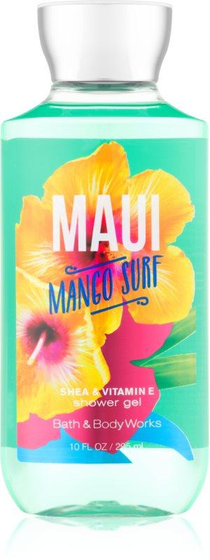 Bath & Body Works Maui Mango Surf gel de dus pentru femei 295 ml